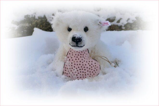 VALENTIN 2021 im Schnee